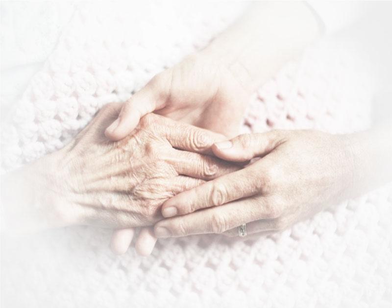 Hoivaa ikäihmisille